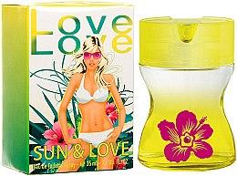 Morgan Love Love Sun & Love - Eau de toilette  — фото N2