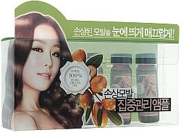 Profumi e cosmetici Fiale a base di olio di argan - Welcos Confume Argan Treatment Hair Ampoule