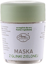 Profumi e cosmetici Maschera viso minerale all'argilla verde - Jadwiga Face Mask