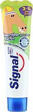 Profumi e cosmetici Dentifricio per bambini - Signal Signal Kids Mint Toothpaste