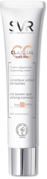 CC crema contro macchie di pigmento - SVR Clairial CC Anti-brown Spot
