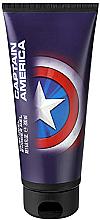 Profumi e cosmetici Gel doccia - Marvel Captain America Shower Gel