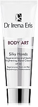 Profumi e cosmetici Crema mani - Dr Irena Eris Body Art Silky Hands