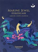 Profumi e cosmetici Maschera viso idratante - Shangpree Marine Jewel Hydrating Mask