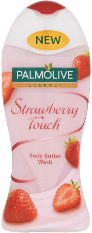 Gel doccia - Palmolive Gourmet Strawberry Shower Gel