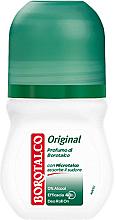 Profumi e cosmetici Deodorante roll on antitraspirante - Borotalco Original Ball Deo