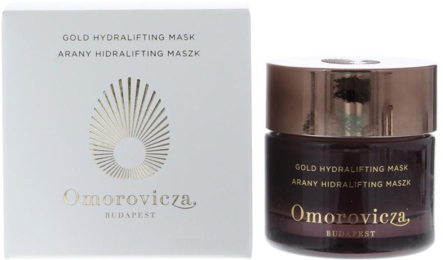 Maschera viso idro liftante dorata - Omorovicza Gold Hydralifting Mask — foto N1