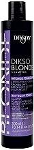 Profumi e cosmetici Shampoo tonificante antigiallo - Dikson Dikso Blonde Anti-Yellow Toning Shampoo