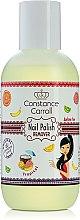 Profumi e cosmetici Solvente per smalto - Constance Carroll Nail Polish Remover