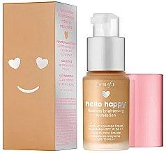 Profumi e cosmetici Fondotinta - Benefit Hello Happy Flawless Foundation (mini)