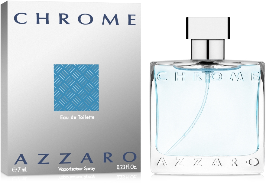 Azzaro Chrome - Eau de toilette (mini)  — foto N1