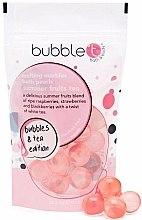 """Profumi e cosmetici Perle da bagno """"Tè alla frutta estiva"""" - Bubble T Bath Pearls Summer Fruits Tea Melting"""