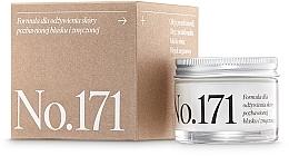"""Profumi e cosmetici Crema viso """"Nutrizione"""" per la pelle priva di luminosità e stanchezza - Make Me Bio Receptura 171"""