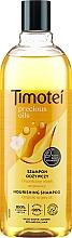 Profumi e cosmetici Shampoo per capelli secchi e opachi con oli preziosi - Timotei Precious Oils