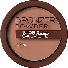 Profumi e cosmetici Terra abbronzante - Gabriella Salvete Bronzer Powder SPF15
