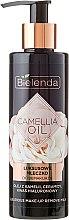 Profumi e cosmetici Latte struccante - Bielenda Camellia Oil Luxurious Make-up Removing Milk