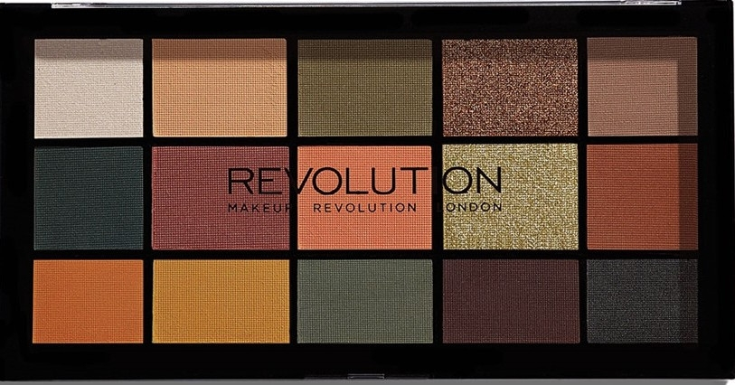Palette ombretti occhi - Makeup Revolution Division Re-loaded Palette