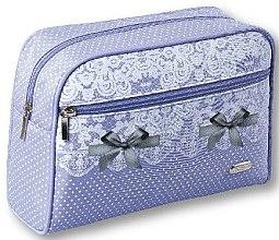 Profumi e cosmetici Beauty case, 96112, viola - Top Choice