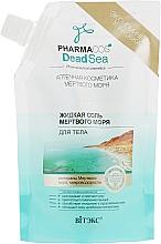 Profumi e cosmetici Sale liquido del Mar Morto - Viteks Dead Sea Salt