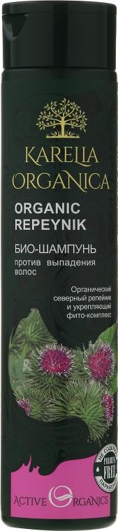 "Bio-shampoo anticaduta ""Organic Repeynik"" - Fratty NV Karelia Organica"