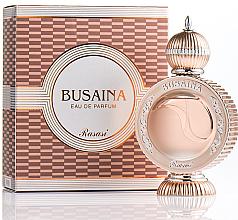 Profumi e cosmetici Rasasi Busaina - Eau de parfum