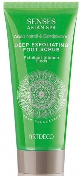 Scrub piedi - Artdeco Senses Asian Spa Deep Relaxation Deep Exfoliating Foot Scrub — foto N1
