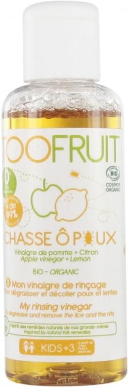 Aceto per pidocchi - Toofruit Lice Hunt Vinegar