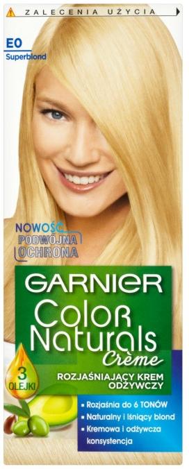 Crema-tinta decolorante - Garnier Color Naturals