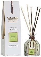 """Profumi e cosmetici Diffusore di aromi """"Tè verde"""" - Collines de Provence Bouquet Aromatique Green Tea"""