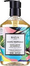 Profumi e cosmetici Sapone di Marsiglia liquido - Baija Sieste Tropicale Marseille Liquid Soap