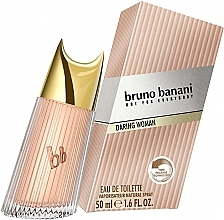Profumi e cosmetici Bruno Banani Daring Woman - Eau de toilette