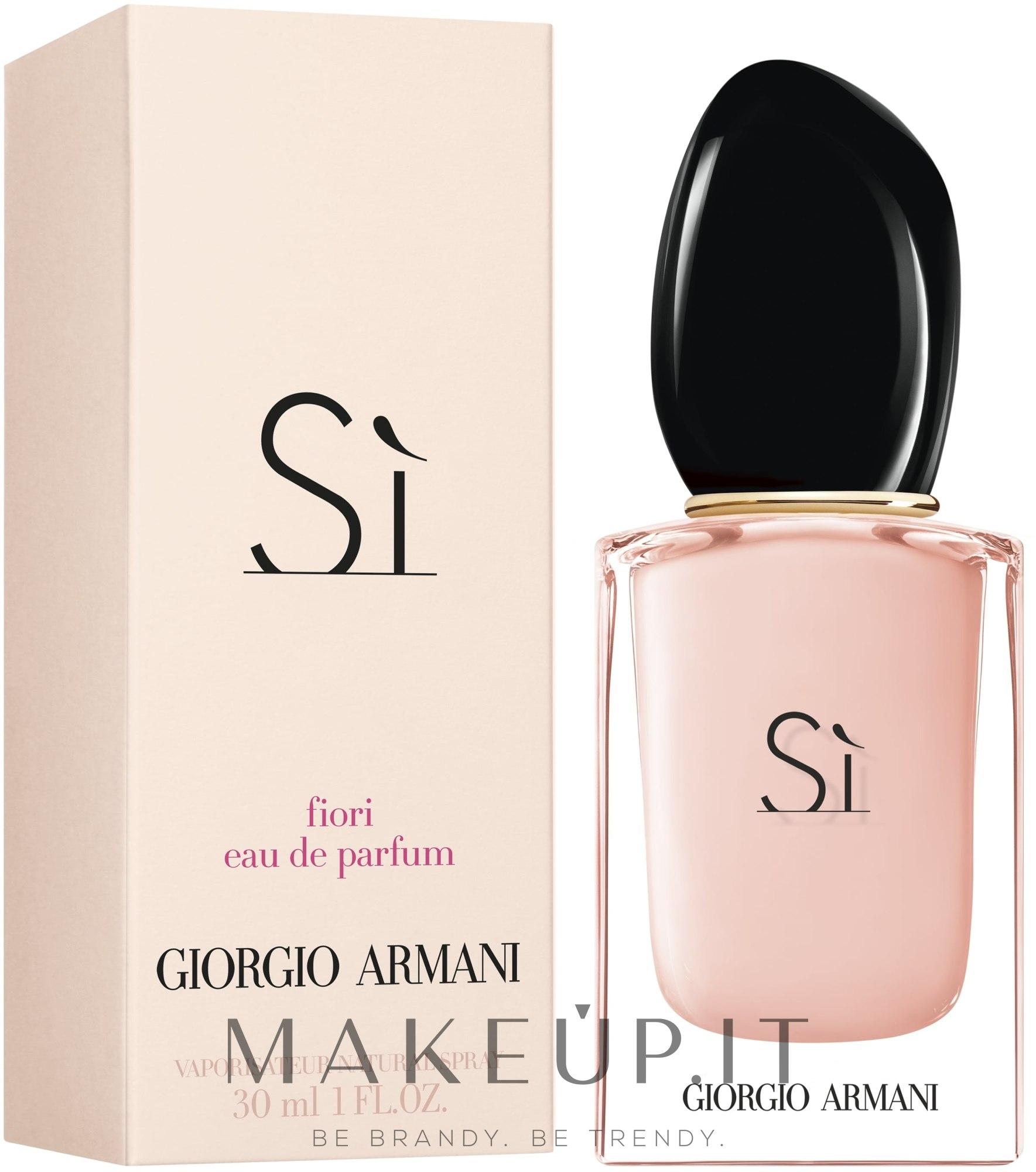 Giorgio Armani Si Fiori - Eau de Parfum — foto 30 ml