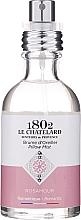 Profumi e cosmetici Spray profumato per biancheria alla rosa - Le Chatelard 1802