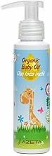 Profumi e cosmetici Olio per bambini con Inca Inchi - Azeta Bio Organic Baby Oil Inca Inchi