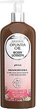 Profumi e cosmetici Lozione corpo, con olio di fico biologico - GlySkinCare Opuntia Oil Body Lotion