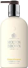 Profumi e cosmetici Lozione mani - Molton Brown Orange & Bergamot Hand Lotion