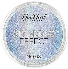 Profumi e cosmetici Pigmento per nail design - NeoNail Professional 3D Holo Effect