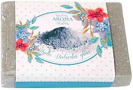 """Profumi e cosmetici Sapone """"Argilla blu"""" - Delicate Organic Aroma Soap"""