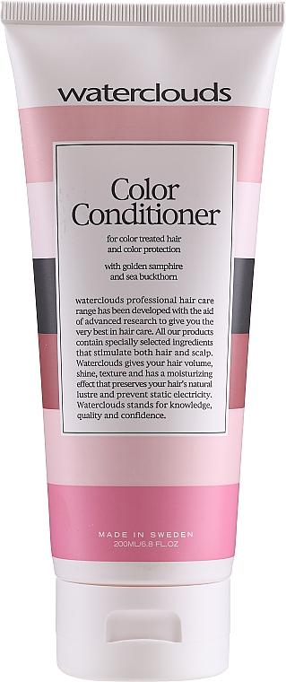 Balsamo nutriente per capelli colorati - Waterclouds Color Conditioner — foto N1