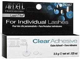 Profumi e cosmetici Adesivo per ciglia finte - Ardell Lashtite Adhesive Clear
