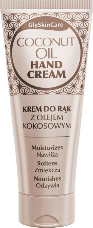 Crema mani alla noce di cocco - GlySkinCare Coconut Oil Hand Cream