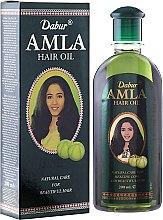 Profumi e cosmetici Olio nutriente per capelli - Dabur Amla Hair Oil