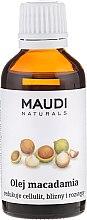 Profumi e cosmetici Olio di semi di macadamia - Maudi