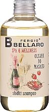 """Profumi e cosmetici Olio da massaggio """"Champagne"""" - Fergio Bellaro Massage Oil Sweet Champagne"""
