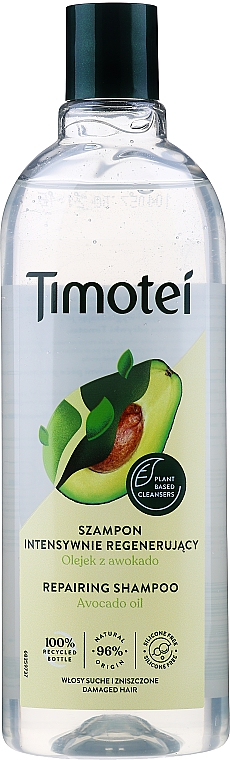 "Shampoo ""Recupero intensivo"" - Timotei"