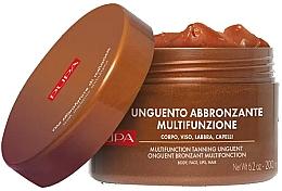 Profumi e cosmetici Crema abbronzante per viso, corpo, labbra e capelli - Pupa Multifunzione Tanning Unguent Face