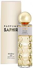 Profumi e cosmetici Saphir Parfums Muse Night - Eau de Parfum