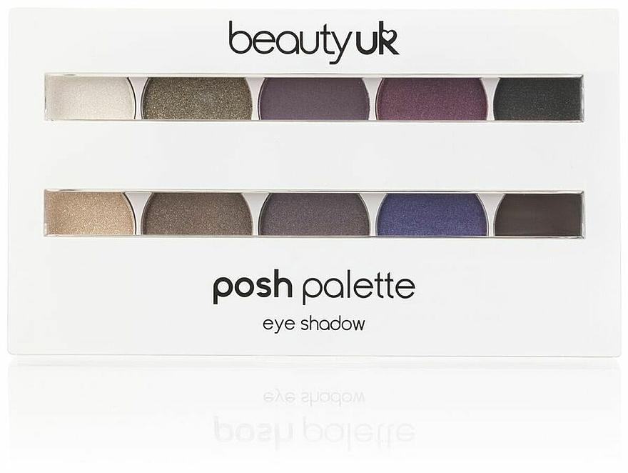 Palette di ombretti - Beauty UK Posh Eye Shadow Palette (01 -Eden)