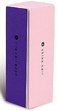 Profumi e cosmetici Lima per unghie, 9307, rosa-viola - Donegal