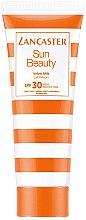 Profumi e cosmetici Latte solare per corpo - Lancaster Sun Beauty Velvet Milk SPF30